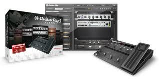 guitar rig5 パッケージ