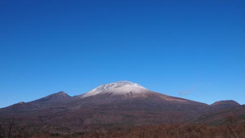 浅間山111204