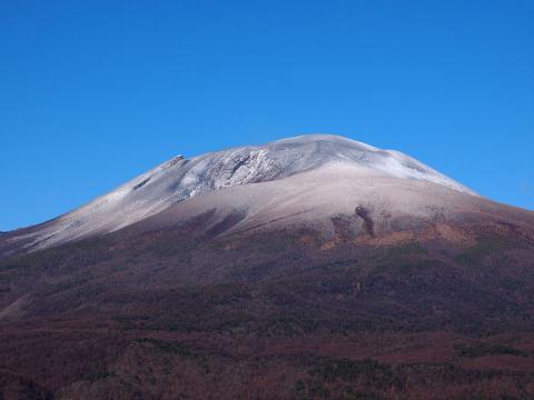 浅間山111204-2