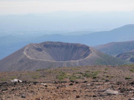 17一切経山から小富士50