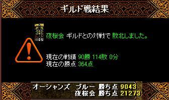 11月29日「夜桜会」