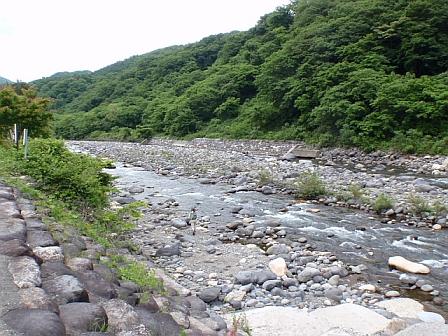 西野川CR区間
