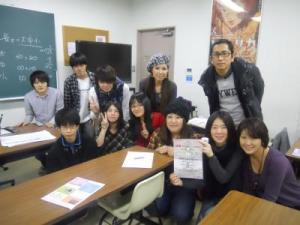 寺尾仁志さんヒューマンノートの皆さんとアニメーションスタッフ2011