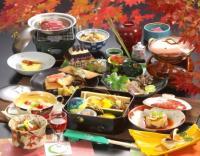 伊香保温泉ホテル天坊の懐石料理