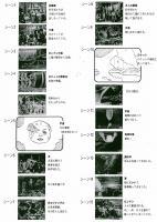 ジョルジュ・メリエス「月世界旅行」絵コンテ