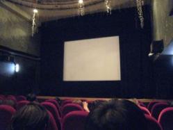 69席。2回には30席のデジタル上映室があるんだって。
