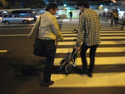 とりくんは阪急電車で帰りたいんです