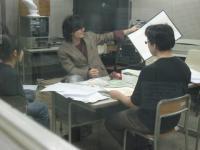 川端先生の背景集中アドバイス授業