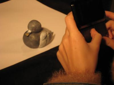 立体構成撮影実習13