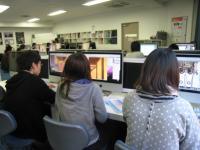 501教室でアニメ制作1
