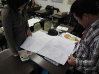 学年末課題制作ルーム1