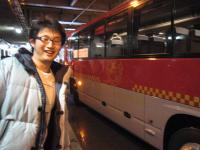 IMAGICAに行くには、1.歩いていく。2.JR環状線に乗って桜ノ宮下車、徒歩。3.帝国ホテルの送迎バスを利用する。さて、あなたはどうする?