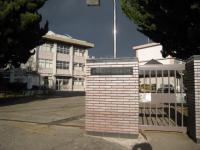 京都府立田辺高校校門