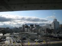 地下鉄からの眺め1