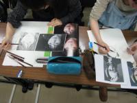 写真模写鉛筆デッサン5
