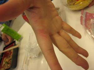 指にマメができるほど描いてます