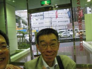 中村秀彦先生