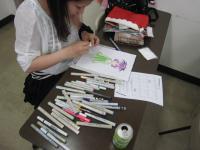 キャラクターデザイン学科の学期末課題1