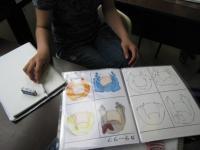 キャラクターデザイン学科の学期末課題3