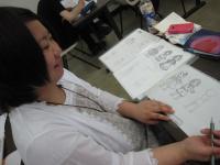 キャラクターデザイン学科の学期末課題6