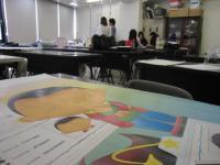 畑山卒制クラスの夏休み最後の授業3