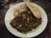 OTIS!のレンズ豆カレー