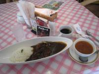アステールプラザ洋食工房のビーフカレー
