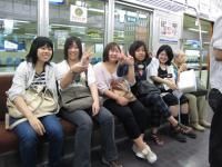 阪神電車の中2