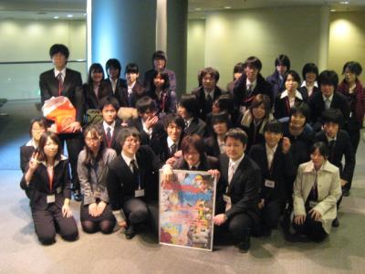 2011アニメーションフェスティバル学生たち1