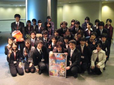 2011アニメーションフェスティバル学生たち2