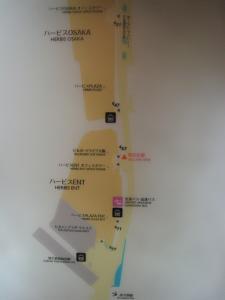 ガーデンシティー地図