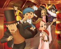 (C)LEVEL-5/Team Layton 2009