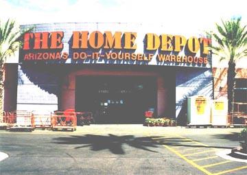 アメリカHC業界を席巻したホーム・デポ