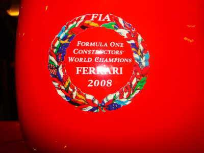 フェラーリ09