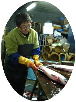 新巻鮭入門 4