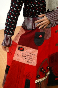 フリーダ・カーロへの手紙 というスカート ミカ作