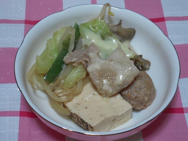 みそバター鍋011