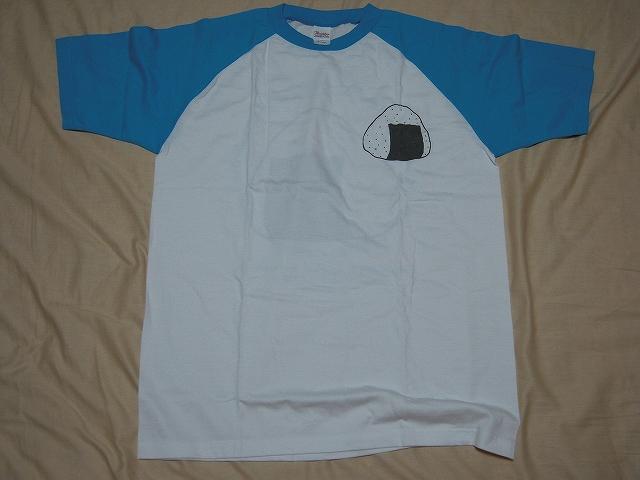おにぎりTシャツ001