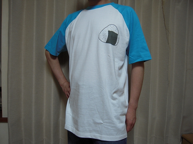おにぎりTシャツ006