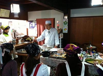 おせち料理教室