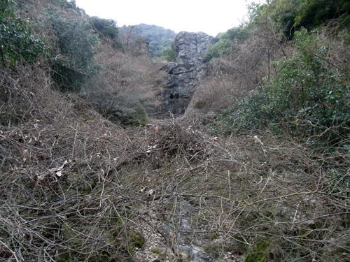 栄山砂防ダム