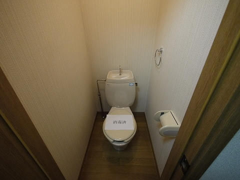 ハラハウス101トイレ