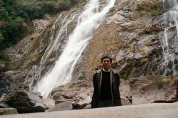 屋久島大川の滝 縮小