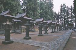 米沢上杉神社 縮小