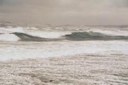 稚内 冬の日本海 縮小