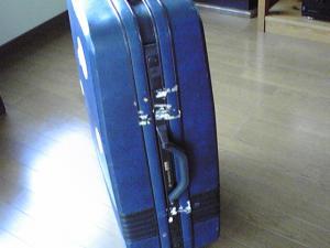 古スーツケース