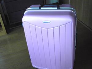 新スーツケース