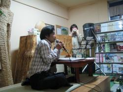 詩の朗読とオカリナ (13)