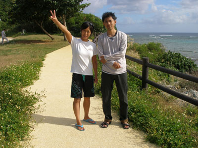 沖縄南部ビーチダイビング