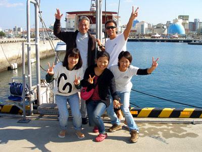沖縄ダイビング 初潜り